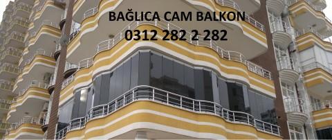 Bağlıca Cam Balkon